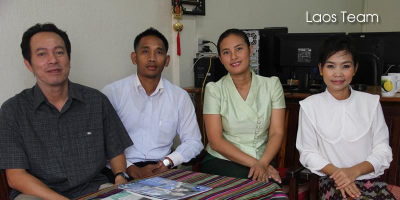Laos team 2