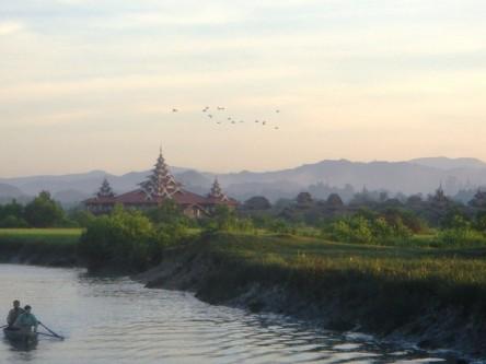 Asia-Burma-Mrauk-U