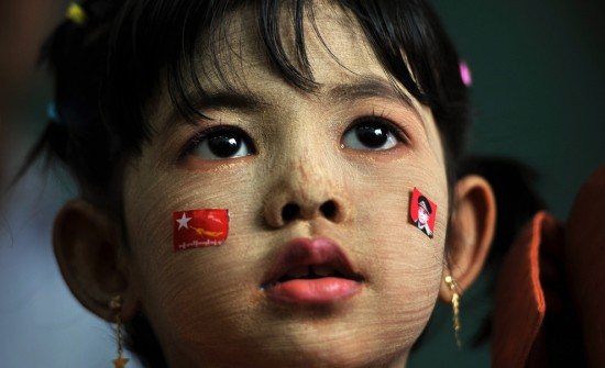 Child Myanmar