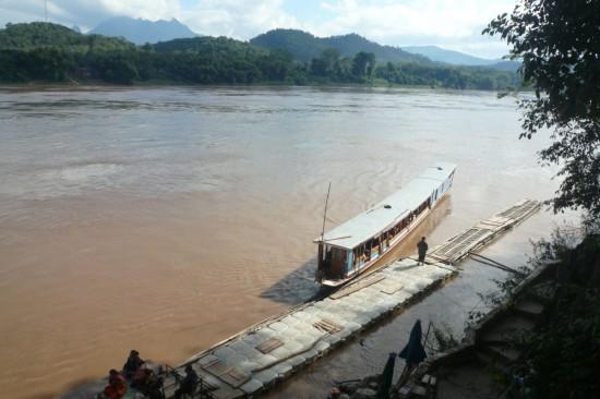Laos private boat2