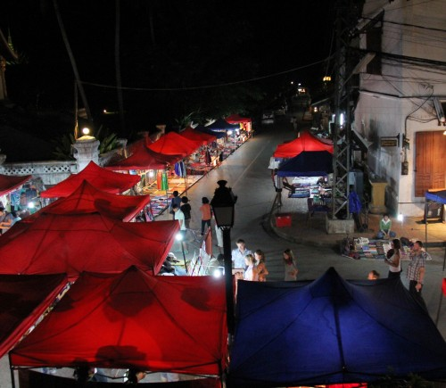 Night market LPQ