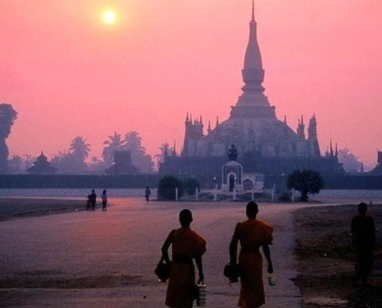 Phat That Luang Ventiane