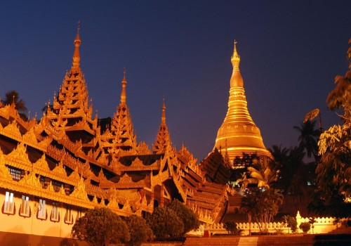Shwedagon Pagdo