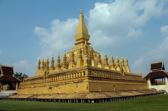 VTE - That Luang