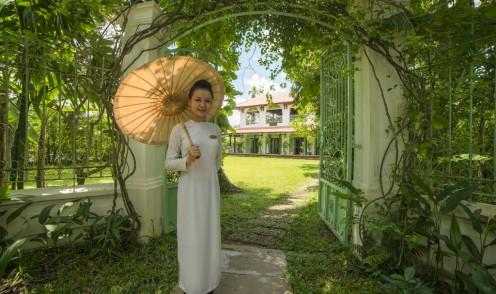 Victoria Hotels & Resorts _ Le Longanier Restaurant _ Mekong Experiences_ Vietnam (19)
