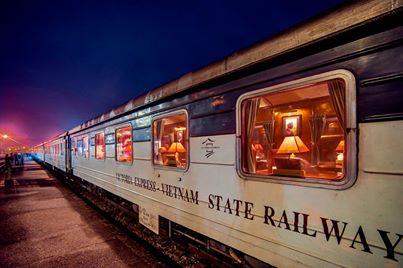 Victoria train VN