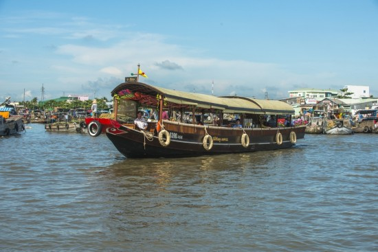 CRUISES_MEKONG PRINCESS Vietnam Delta