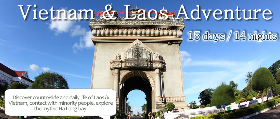 Vietnam & Laos Adventure