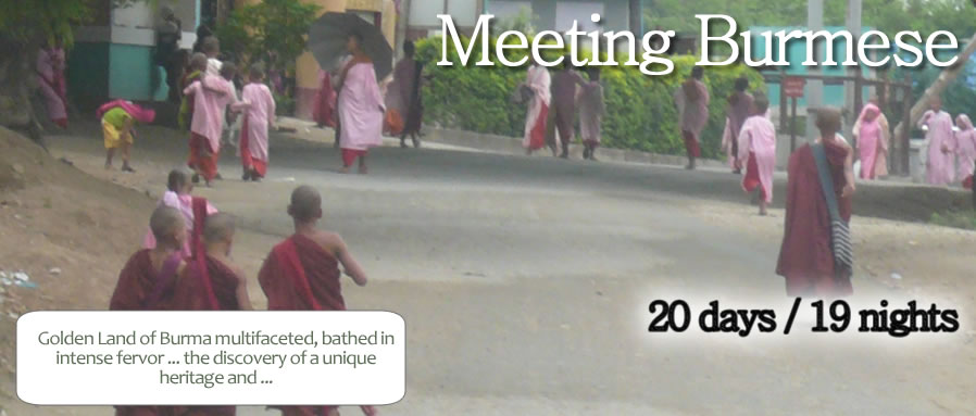 Meeting Burmese