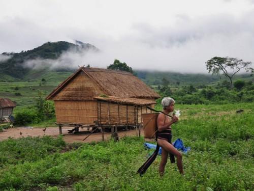 Konktu-village